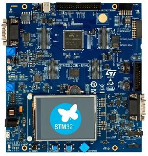 STM32L552E-EV
